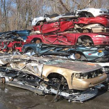 Jakie modele samochodów są najczęściej złomowane w Polsce?