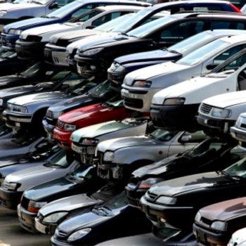 Recykling samochodowy